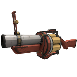 free tf2 item Civic Duty Mk.II Grenade Launcher (Field-Tested)