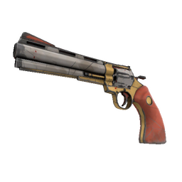 Strange Civic Duty Mk.II Revolver (Well-Worn)