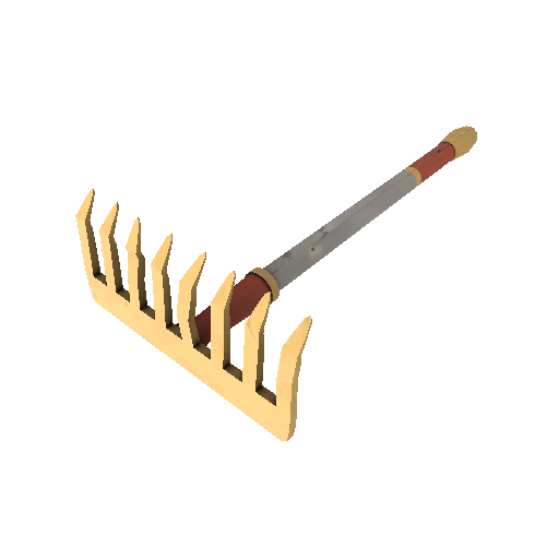Civic Duty Mk.II Back Scratcher