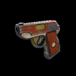 free tf2 item Smalltown Bringdown Mk.II Pistol (Well-Worn)