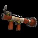 Smalltown Bringdown Mk.II Rocket Launcher (Well-Worn)