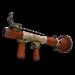 free tf2 item Smalltown Bringdown Mk.II Rocket Launcher (Well-Worn)