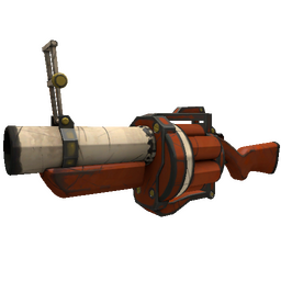free tf2 item Smalltown Bringdown Mk.II Grenade Launcher (Field-Tested)