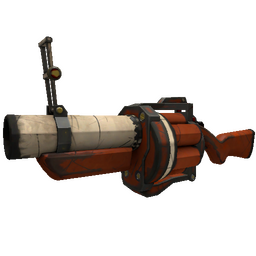 free tf2 item Smalltown Bringdown Mk.II Grenade Launcher (Well-Worn)