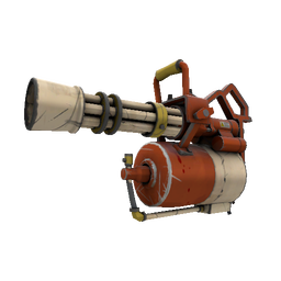 free tf2 item Smalltown Bringdown Mk.II Minigun (Field-Tested)