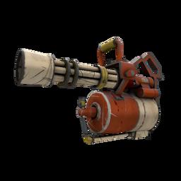 free tf2 item Smalltown Bringdown Mk.II Minigun (Well-Worn)