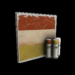 free tf2 item Smalltown Bringdown Mk.II War Paint (Field-Tested)