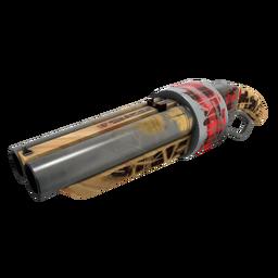 Tartan Torpedo Scattergun (Battle Scarred)
