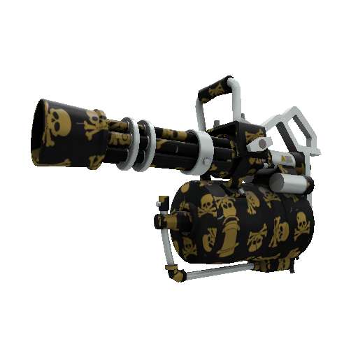 Dead Reckoner Mk.II Minigun