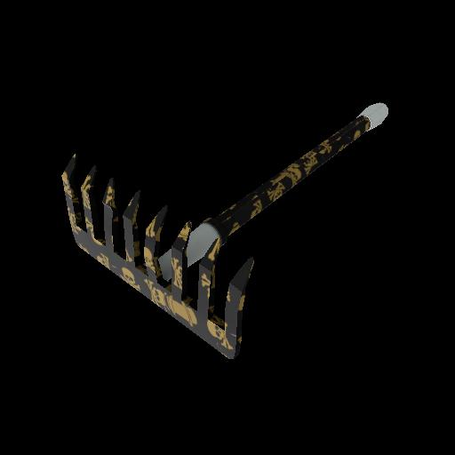 Dead Reckoner Mk.II Back Scratcher