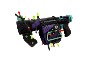 Festivized Macabre Web Mk Ii Stickybomb Launcher Factory New