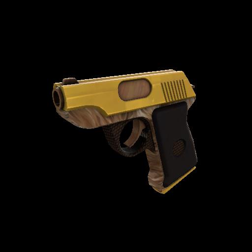 Nutcracker Mk.II Pistol