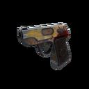 Nutcracker Mk.II Pistol (Battle Scarred)