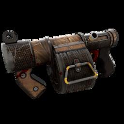 free tf2 item Nutcracker Mk.II Stickybomb Launcher (Battle Scarred)
