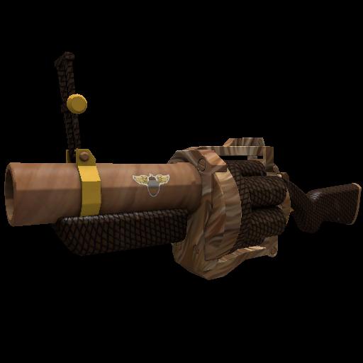 Nutcracker Mk.II Grenade Launcher