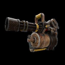 free tf2 item Nutcracker Mk.II Minigun (Well-Worn)