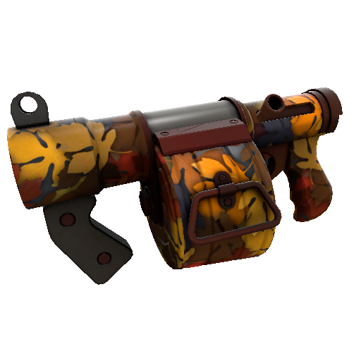 Autumn Mk.II Stickybomb Launcher