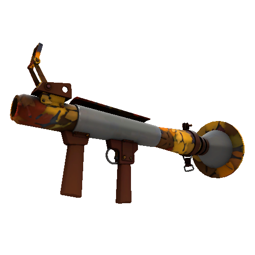Autumn Mk.II Rocket Launcher
