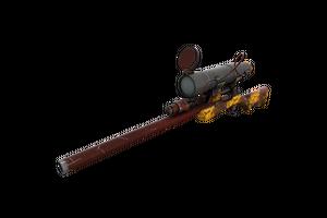 Autumn Mk Ii Sniper Rifle Field Tested