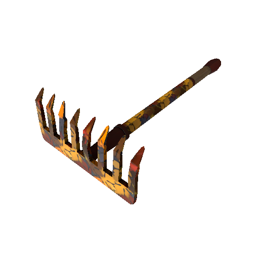 Autumn Mk.II Back Scratcher