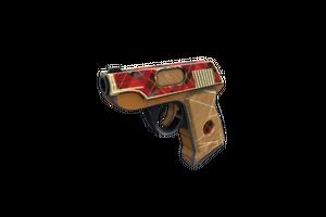 Homemade Heater Pistol Minimal Wear