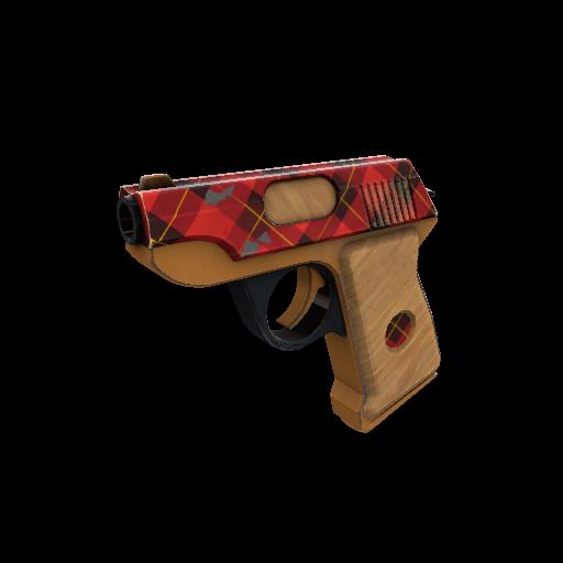 Homemade Heater Pistol