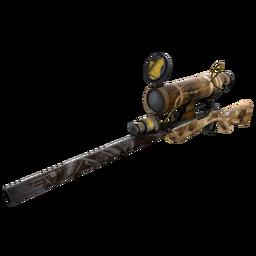 Professional Killstreak Lumber From Down Under Sniper Rifle (Battle Scarred)