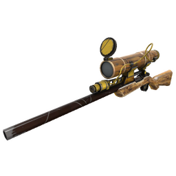 Specialized Killstreak Lumber From Down Under Sniper Rifle (Field-Tested)