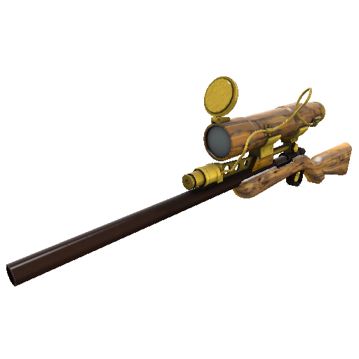Lumber From Down Under Sniper Rifle
