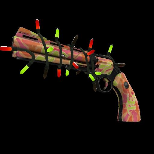 Strange Specialized Killstreak Revolver