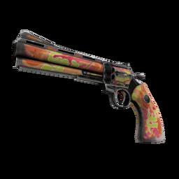 Killstreak Psychedelic Slugger Revolver (Well-Worn)