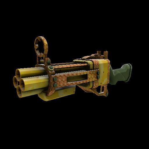 Pina Polished Iron Bomber