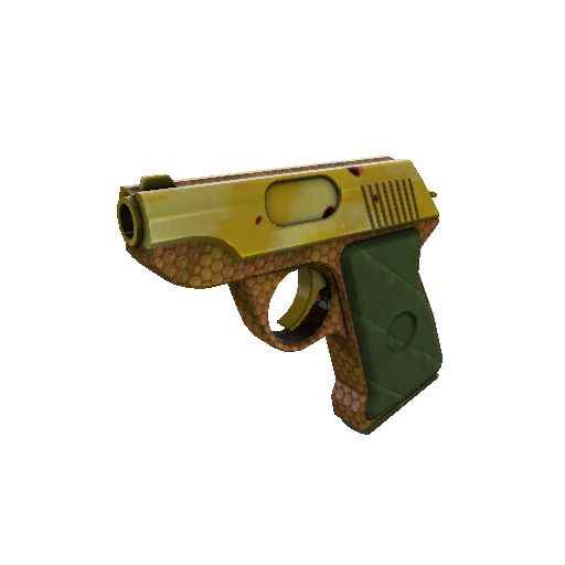 Pina Polished Pistol