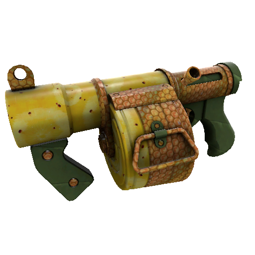 Pina Polished Stickybomb Launcher