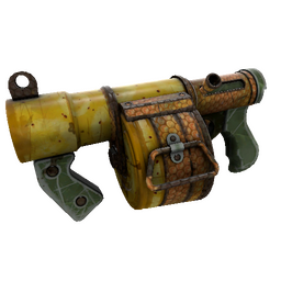 Piña Polished Stickybomb Launcher (Battle Scarred)
