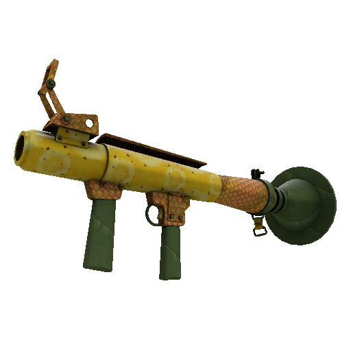 Pina Polished Rocket Launcher