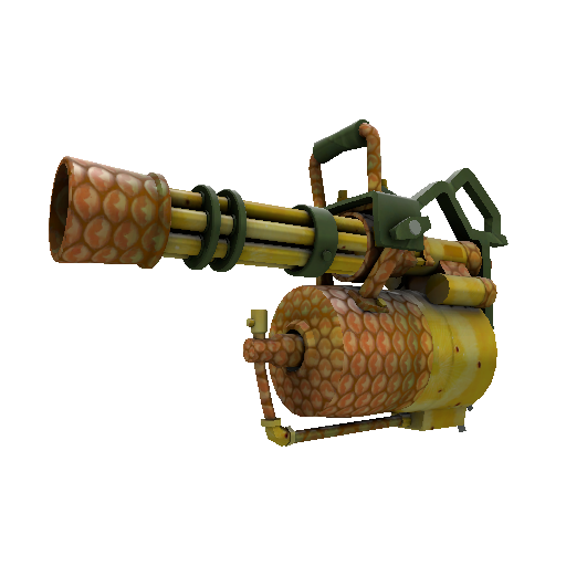 Pina Polished Minigun