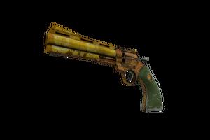 Strange Pina Polished Revolver Well Worn