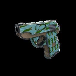 Croc Dusted Pistol (Minimal Wear)