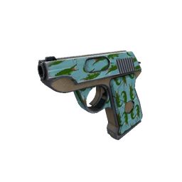 Strange Croc Dusted Pistol (Field-Tested)