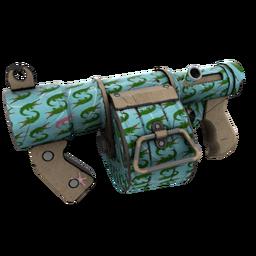 Killstreak Croc Dusted Stickybomb Launcher (Minimal Wear)