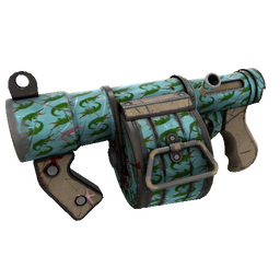 Croc Dusted Stickybomb Launcher (Well-Worn)
