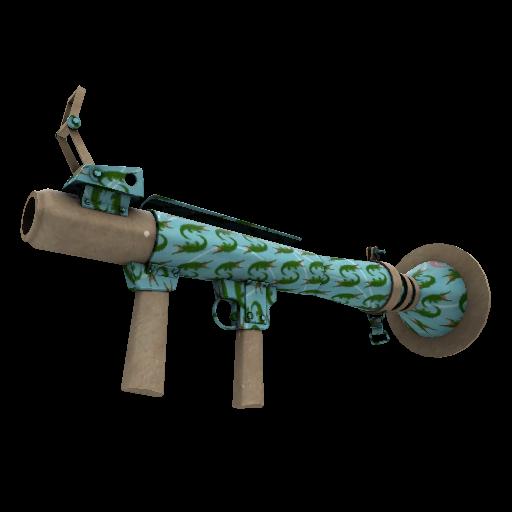 Croc Dusted Rocket Launcher