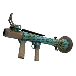 Croc Dusted Rocket Launcher (Well-Worn)