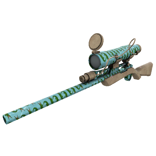 Croc Dusted Sniper Rifle