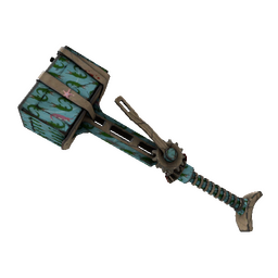 free tf2 item Croc Dusted Powerjack (Well-Worn)