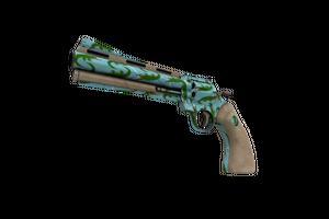 Croc Dusted Revolver Minimal Wear