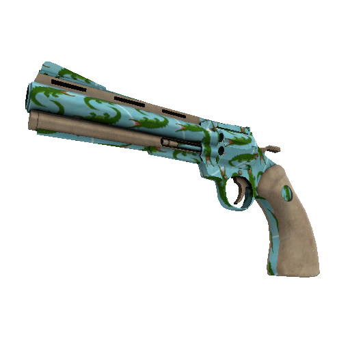 Croc Dusted Revolver