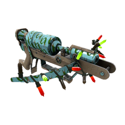 Festivized Croc Dusted Crusader's Crossbow (Field-Tested)