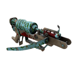 Croc Dusted Crusader's Crossbow (Battle Scarred)